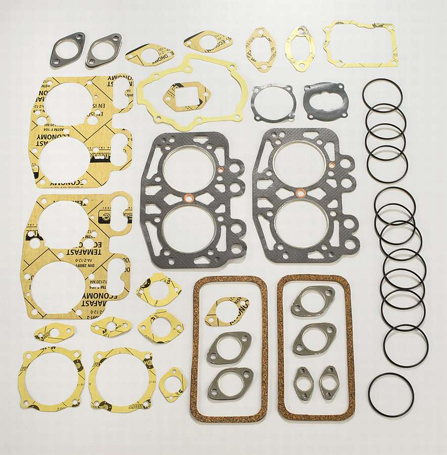 Hansa / Goliath Engine gasket set 31 pcs.