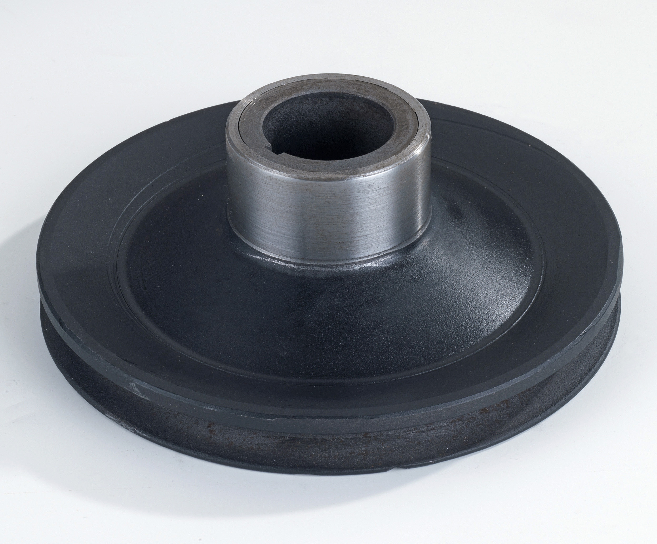 Pulley for radial sealing ring, exch.